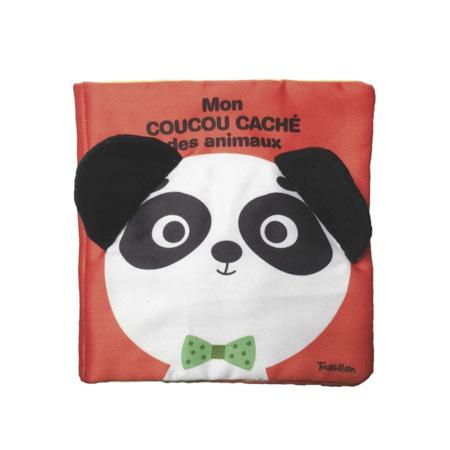 Livre Mon coucou caché des animaux EDITIONS TOURBILLON 1
