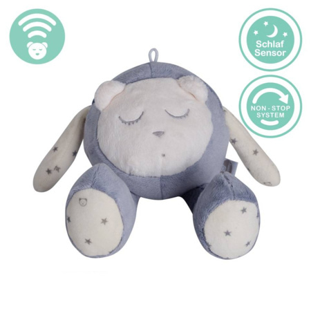 Mascotte qui dort avec capteur de sommeil MYHUMMY 4