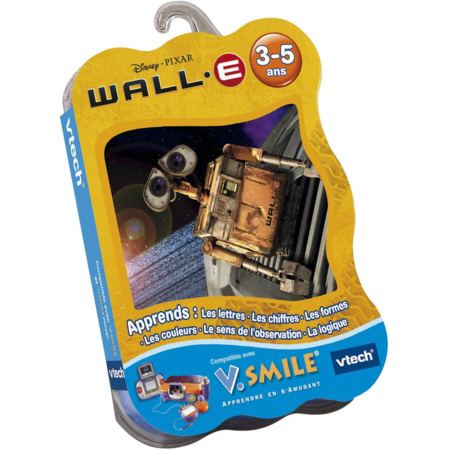 V.Smile - Jeu Wall.E VTECH 1