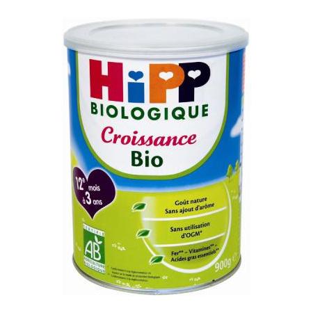 Lait 3 COMBIOTIC® Croissance - 1 boîte x 800g - 10 mois HIPP 1