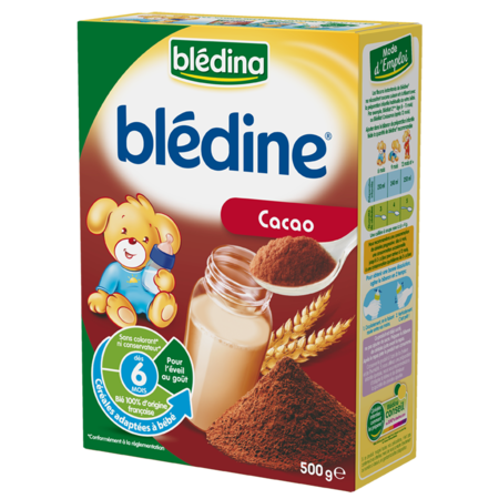 Blédine Cacao BLEDINA 1