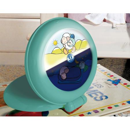 Veilleuse indicatrice de réveil Kid Sleep Globetrotteur PABOBO 5