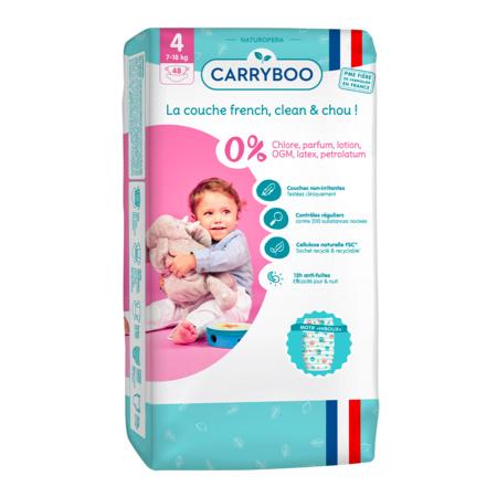 Couches écologiques dermo-sensitives CARRYBOO 7