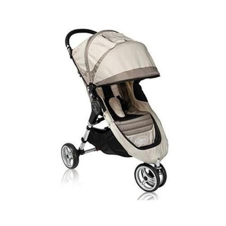 Poussette City Mini 3 roues BABY JOGGER 1