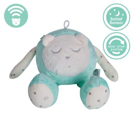Mascotte qui dort avec capteur de sommeil MYHUMMY 1