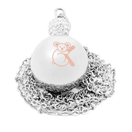 Bola de grossesse Koala Silver Lullaby KOALA BABYCARE 1