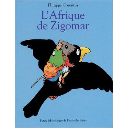 Livre L'Afrique de Zigomar PETITE BIBLIOTHEQUE 1