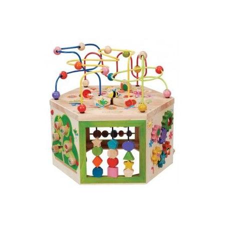 Cube d'activités 7 en 1 1