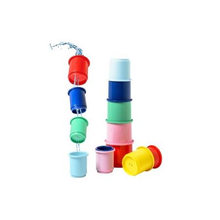 10 gobelets empilables  Manibul OXYBUL 1