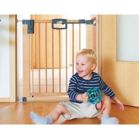 Barrière de sécurité pour porte Easy Lock Natur GEUTHER 1