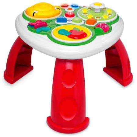 Table jardin d'éveil bilingue CHICCO 1