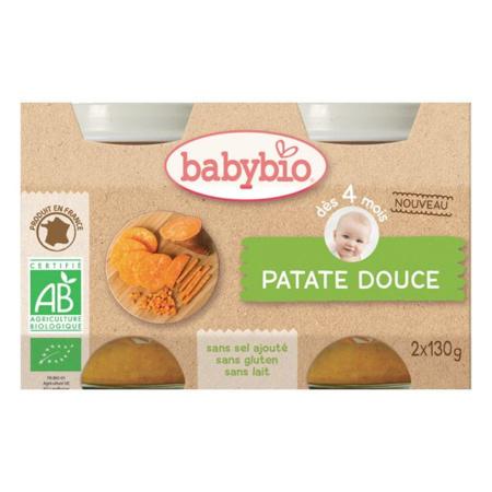 Petit pot Patate douce  1