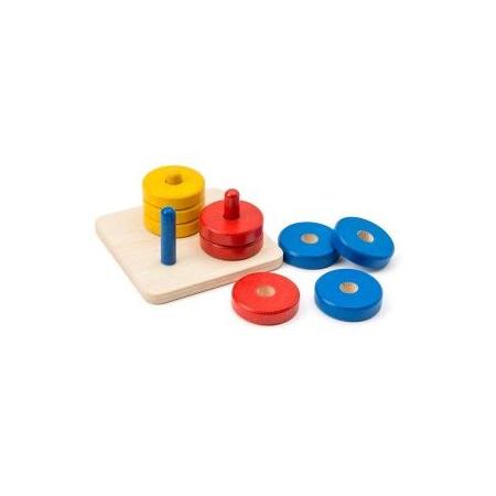 Jeu d'empilage Ateliers Montessori OXYBUL 1