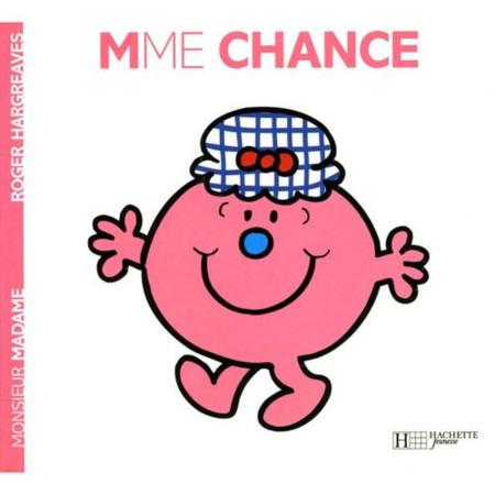Livre Madame Chance HACHETTE JEUNESSE 1