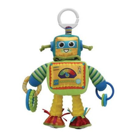 Rusty le robot LAMAZE 1