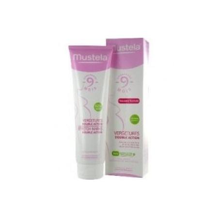 Crème Vergetures Double Action Sans Parfum MUSTELA 9 MOIS 1