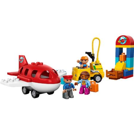L'Aéroport Duplo LEGO 1