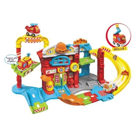 Tut Tut Bolides - Maxi caserne de pompiers VTECH 1