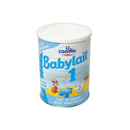 Babylait 1er âge 900g CANDIA 1