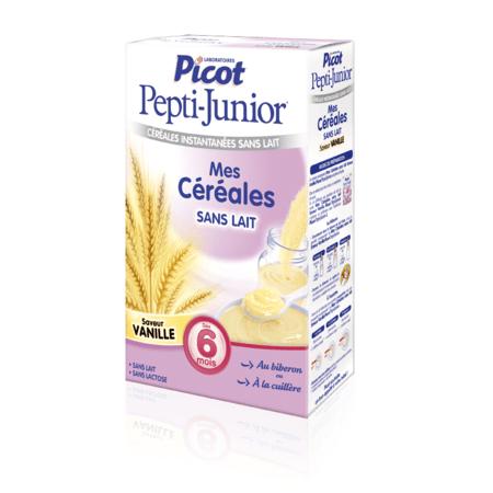 Mes 1ères Céréales sans lait Pepti-Junior PICOT 1