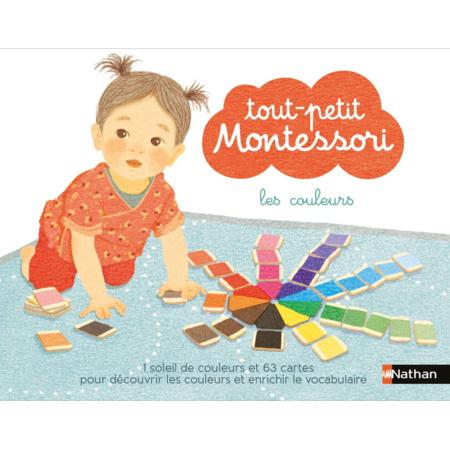 Coffret Tout-petit Montessori les couleurs NATHAN 1