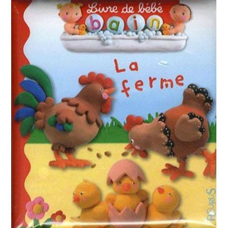 Livre de bain La ferme FLEURUS 1