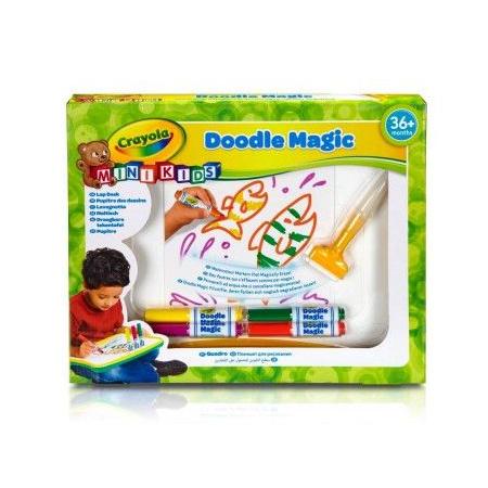 Pupitre de dessin Doodle Magic CRAYOLA 1