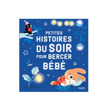 Livre Petites histoires du soir pour bercer bébé FLEURUS 1