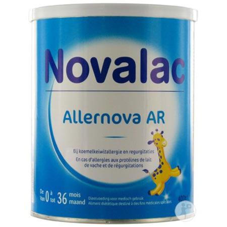 Lait 1er âge Allernova AR NOVALAC 1