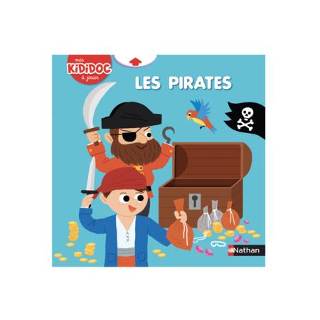 Livre Les pirates - Kididoc NATHAN 1