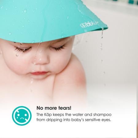 Käp  - Visière pare-shampooing en silicone  2