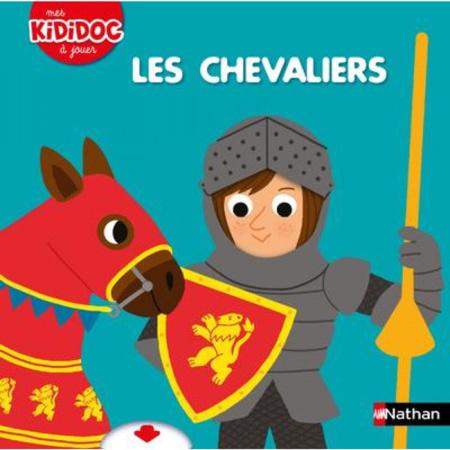 Livre Les chevaliers - Kididoc NATHAN 1