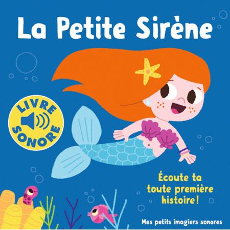 Livre La petite sirène GALLIMARD JEUNESSE 1