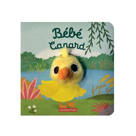 Livre Bébé Canard les bébêtes CASTERMAN 1