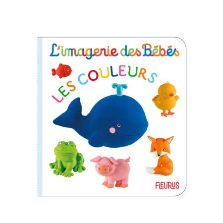 L'imagerie des bébés - Les couleurs FLEURUS 1