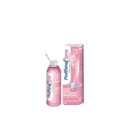 Spray nasal pour nourrissons et jeunes enfants PRORHINEL 1