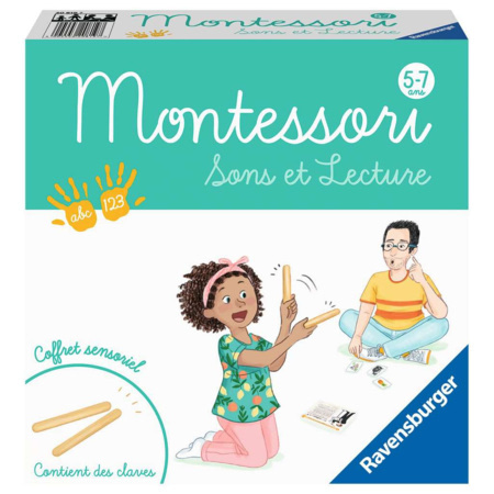 Montessori - Sons et Lecture RAVENSBURGER 1