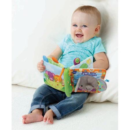 Baby livre à surprises VTECH 2