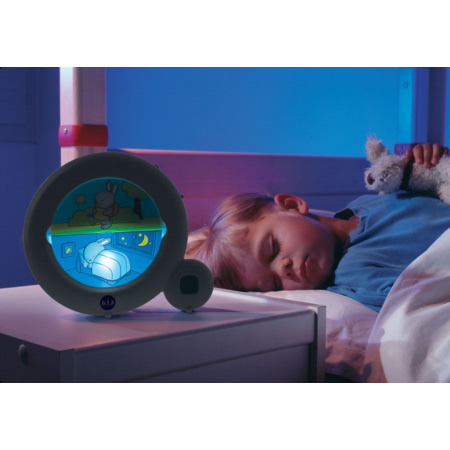 Veilleuse indicatrice de réveil Kid Sleep Classic PABOBO 5