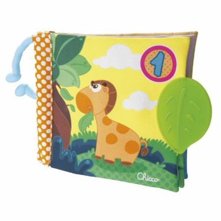 Baby Senses - Livre Premières Découvertes en Balade CHICCO 1