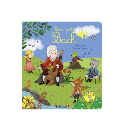 Livre Mon petit Bach GRUND 1