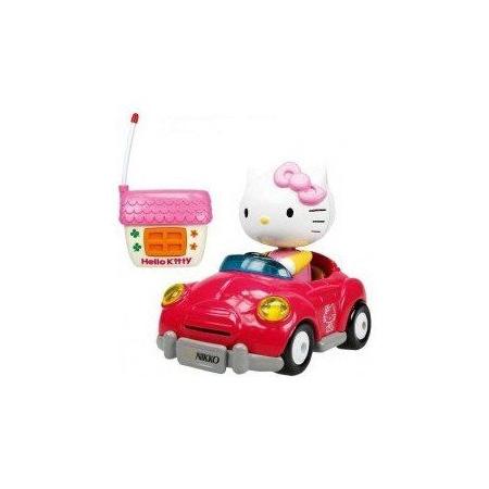 Voiture radiocommandée Hello Kitty - 1