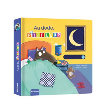 Livre Au dodo, p'tit loup ! EDITIONS AUZOU 1