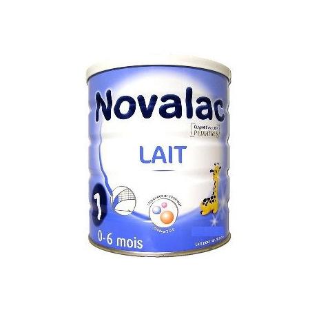 Lait 1er âge NOVALAC 1