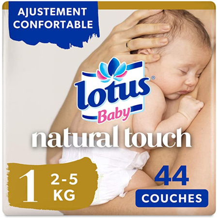 Couches Lotus Baby Natural Touch LOTUS BABY 1