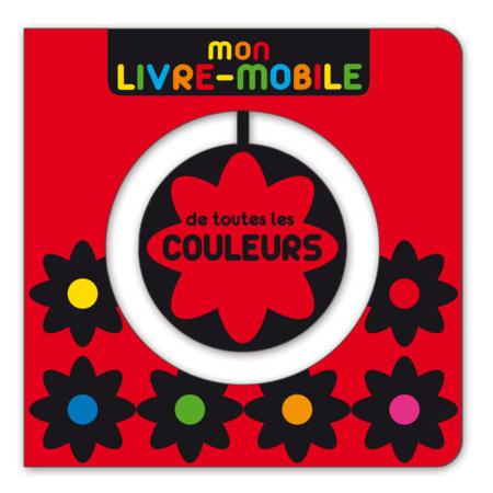 Mon livre mobile  - De toutes les couleurs EDITIONS ALBIN MICHEL 1