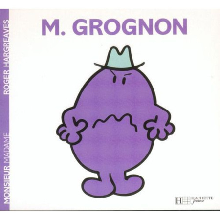 Livre Monsieur Grognon HACHETTE JEUNESSE 1