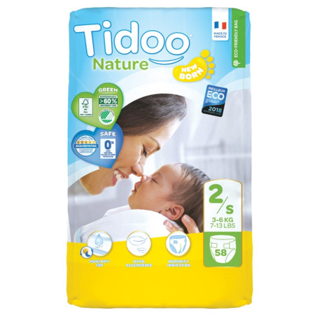 Couches écologiques Tidoo TIDOO 3