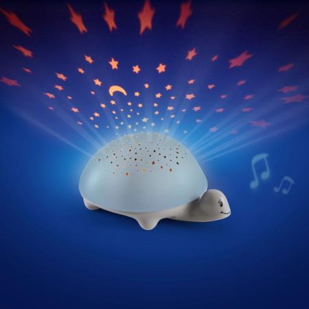 Projecteur d'étoiles musical Tortue 1