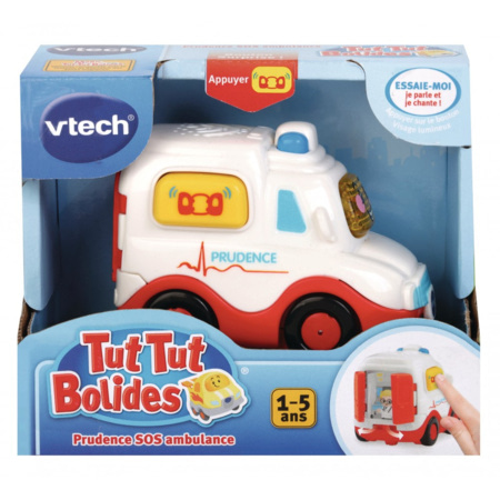 Tut Tut Bolides - Prudence SOS Ambulance VTECH 2